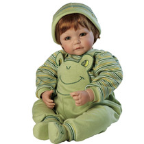 Boneca Adora Doll - Froggy Fun Boy - Adora