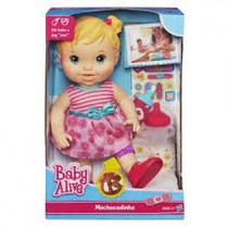 Baby Alive Machucadinho Loira - Hasbro