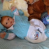 Bebê Que Parece De Verdade - Bebê Reborn - Eduardo