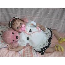 Bebê Reborn Anna Laura/por Encomenda!!