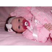 Bebê Reborn Ana Carolina /por Encomenda