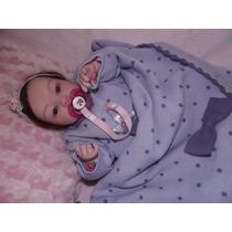 Bebê Reborn Molde Shyann Por Encomenda