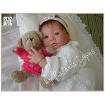 Vendo Bebê Reborn Ana Luisa Com Batimento Cardiaco