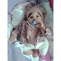 Bebê Reborn Pérola Linda Promoção