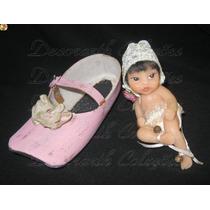 Nolana Handful Bebê Mini Fada Boneca Parece Verdade Polymer