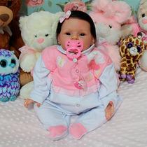Bebê Que Parece De Verdade - Bebê Reborn - Juju