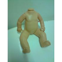 Boneca Bebe Brinquedo Sem Cabeça