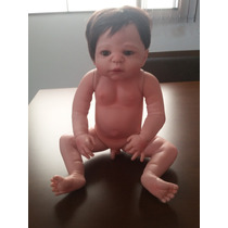 Bebe Reborn Menino Corpo Inteiro Em Silicone Pronta Entrega