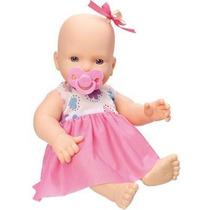 Boneca Belinha Baby -divertoys- Fala 30 Frases -com Garantia