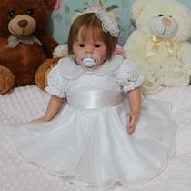 Bebê Que Parece De Verdade - Bebê Reborn - Sophia