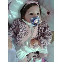 Bebê Reborn Pérola Linda ! Promoção Ultima Bebê