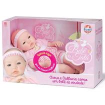 Boneca Bebê Tatá Sid Nyl Chora E Balbucia Como Um Bebê