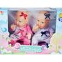 Boneca Bebê Miudinha Diver Toys - Friends