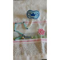 Chupeta Personalizada Para Bebê Reborn Menino .