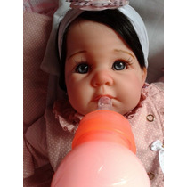 Bebê Reborn Cristal Linda ! Promoção