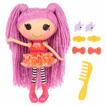 Boneca Lalaloopsy Loopy Hair Original 30 Cm