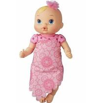 Boneca Baby Alive Recém Nascida Rosa - Original Hasbro A5429