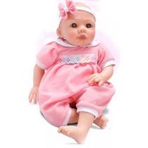 Boneca Bebê Baby Lu Sid Nyl Chora E Balbucia Como Um Bebê