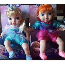 Bonecas Frozen - Elza E Ana Canta Musica- Importada