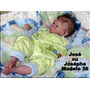 Bebê Boneca Reborn José Ou Josépha - Parece Um Baby Real
