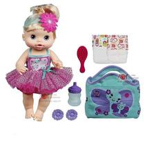 Baby Alive Fada Com Acessórios A9330- Hasbro Frete + Barato!