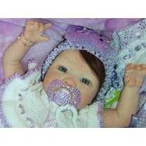 Bebê Reborn Sophie-pronta Entrega- Super Promoção !!