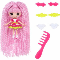 Boneca Lalaloopsy Mini Loopy Hair Jewel Sparkles Buba