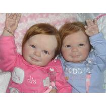 Bebê Reborn Gemeas/ Por Encomenda