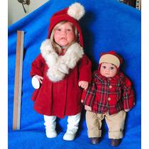Boneca Bebê Lee Middleton Big Sister & Little Brother
