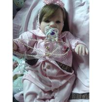 Bebê Reborn Mariana Linda Promoção