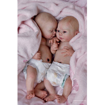 Bebe Reborn Gemeos