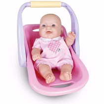 Bebê Conforto La New Born Com Boneca 1848 - Cotiplás