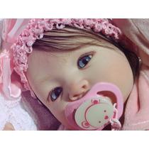 Bebê Reborn Nathalia- Super Promoção !!