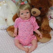 Bebê Que Parece De Verdade - Bebê Reborn - Tati
