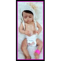 Bebê Reborn Gabizinha , Tão Real , Parece De Verdade !