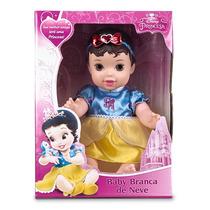 Boneca Baby Princesa De Vinil - Branca De Neve - Mimo