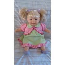 Boneca Bebê Berenguer 48cm Funcionando