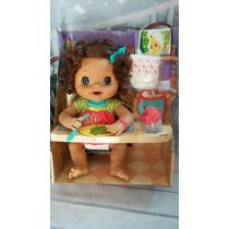 Baby Alive Meu Lindo Bebê Morena