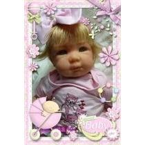 Boneca Nenê Reborn Detalhes Perfeitos