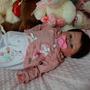 Bebê Que Parece De Verdade - Bebê Reborn - Bianca