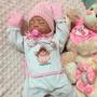 Bebê Reborn Que Parece De Verdade Prematura Laurinha