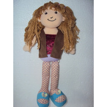 Boneca Importada Groovy Girls Kayla 2001 - Manhattan Toy
