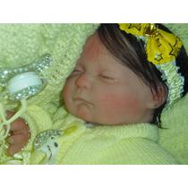 Bebê Reborn Ana Priscila-pronta Entrega- Super Promoção !!