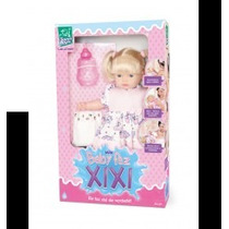 Boneca Mini Baby Faz Xixi - Supertoys