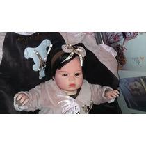 Bebê Reborn Lidia Linda Promoção
