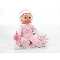 Boneca Little Mommy Abraços E Carinho, Mamadeira Não É Origi