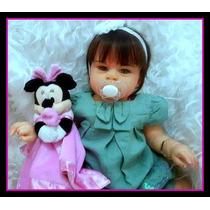 Vendo Linda Bebê Reborn Alicia - Valor Imperdível !