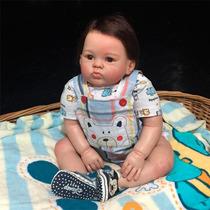 Bebê Reborn Que Parece De Verdade - Bernardo