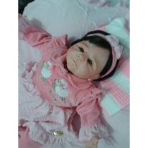 Bebê Reborn Rafaela Linda & Delicada ! Promoção