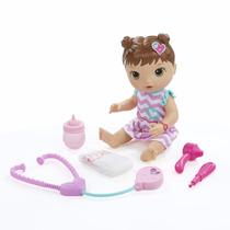 Baby Alive Cuida De Mim Morena B5159 Hasbro